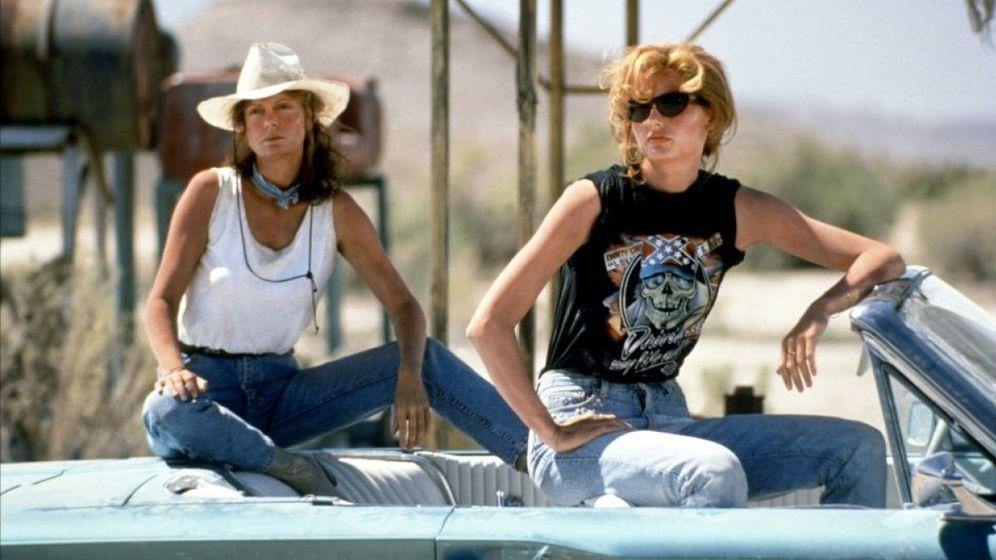 Foto: Hollywood fue quien nos cautivó con la idea de viajes divertidos por carretera a lo Thelma y Louise.