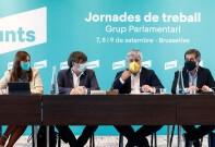 Foto de JxCAT no dejará el Govern hasta las municipales porque necesita financiarse