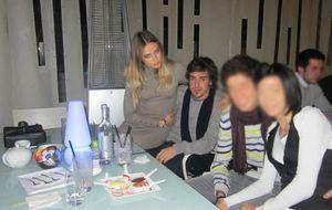 Fernando Alonso niega tener una relación con Xenia Tchoumitcheva
