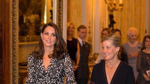 Kate Middleton y Sophie de Wessex apuestan por las joyas 'midcost' para el teletrabajo