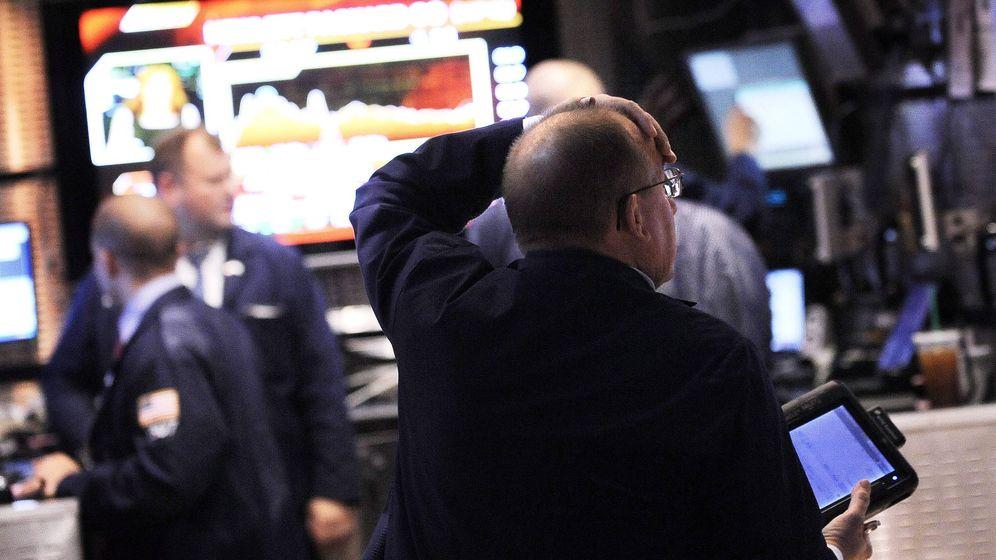 Foto: Miedo en Wall Street. (EFE)