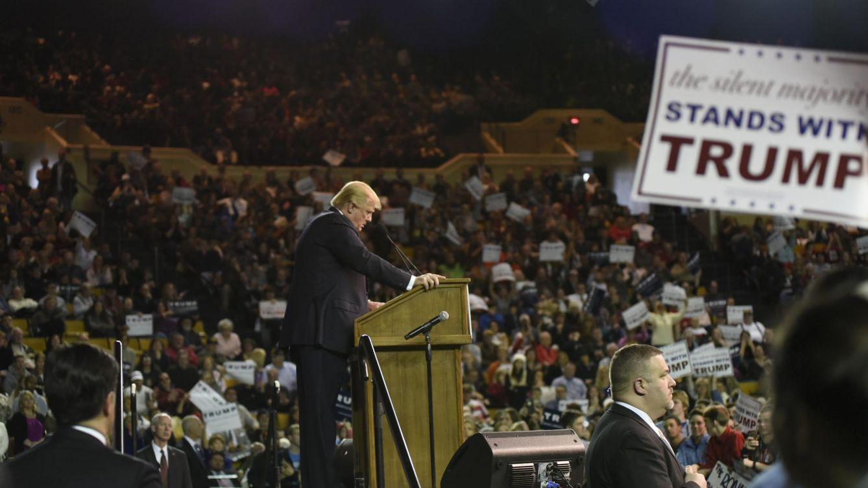 Foto: El político conservador durante su paso por Tulsa (Oklahoma) el pasado enero. (Reuters/Nick Oxford)