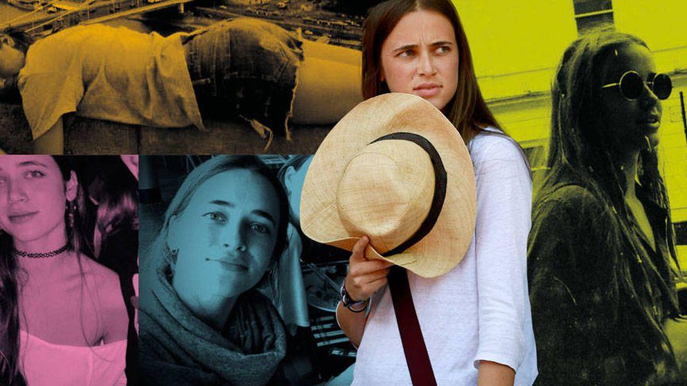 Así es Blanca Osorio, la hija financiera, 'modelo' y amazona de Blanca Suelves