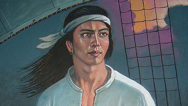 Foto: Retrato de Enrique de Malaca.