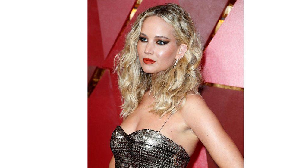De Emma Stone a Jennifer Lawrence: rizos, escotes y labios rojos, la belleza de los Oscar