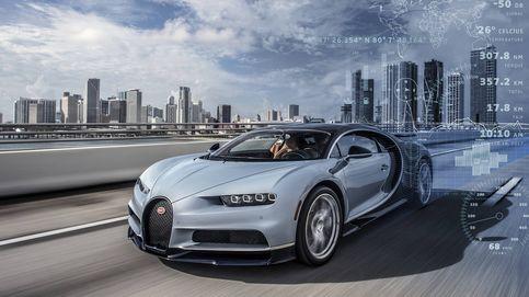 Bugatti Chiron, un deportivo con mecánico personal incluido