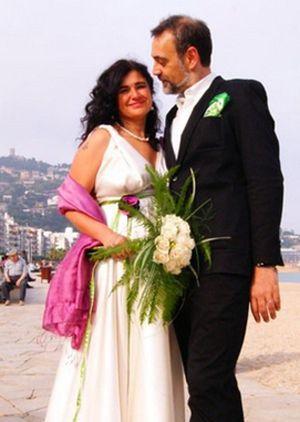 Los detalles de la boda secreta de Lucía Etxebarría