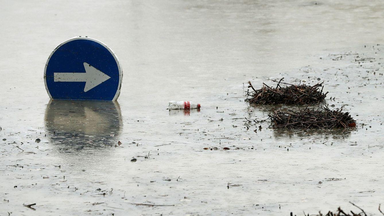 ¿Y si la nieve no eran lo último? Los expertos alertan del riesgo de inundaciones por lluvia