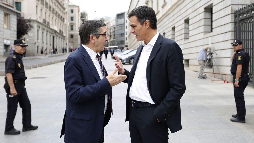 Sánchez confirma a López como interlocutor del PSOE con Santamaría para Cataluña
