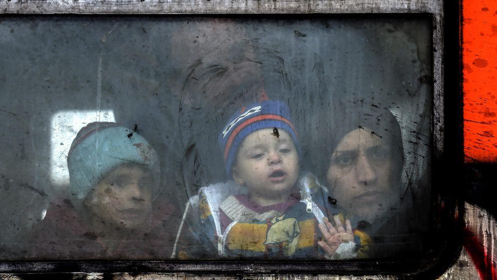 Fracasa la política de refugiados de la UE: solo 87 de 160.000 han recibido asilo