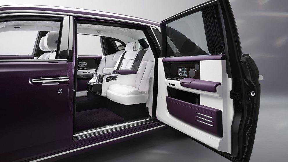 Rolls Royce Phantom, quizá el mejor coche del mundo