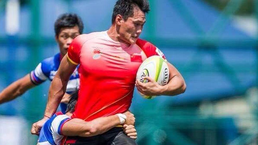 La chispa del poderoso Alibaba quiere hacer arder el rugby chino