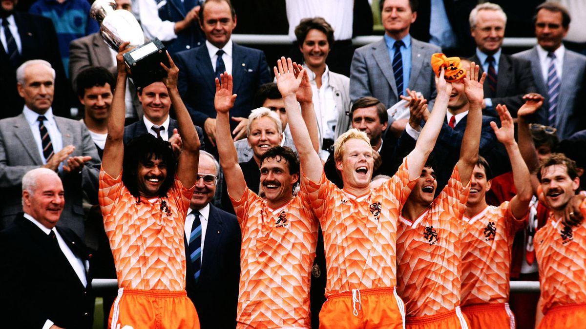 Eurocopa 2016: Euro '88: Van Basten y el histórico gol que dio a Holanda el  único título de su historia