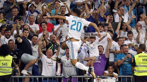 Sí, Zidane, ahí pasa algo, pero Cristiano es un malcriado (y Marco Asensio, titular)