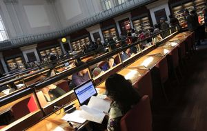 Las bibliotecas temen al préstamo digital