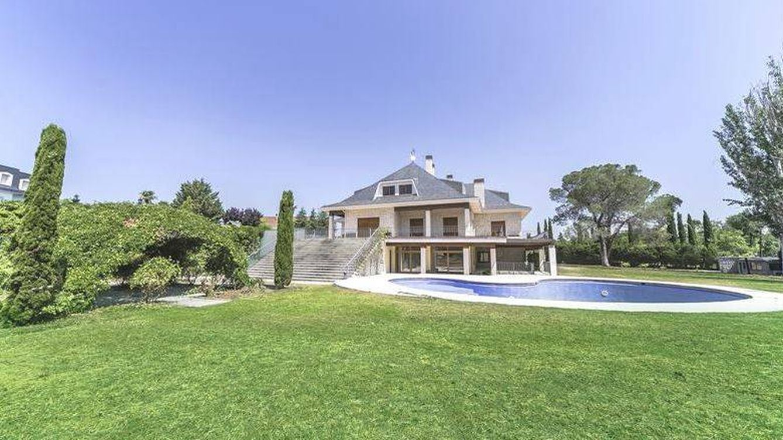 La mansión madrileña de los Ruiz-Mateos vendida en subasta por 1,2 millones