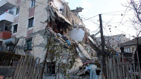 Terremoto en Albania: 30 segundos, decenas de edificios derrumbados y una decena de muertos