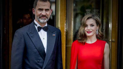La Reina Letizia, impresionante en el cumpleaños de Guillermo de Holanda