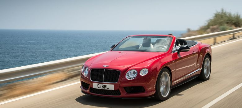 Foto: Más deportividad para el Bentley Continental GT