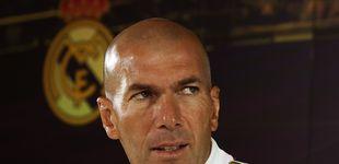 Post de La fortaleza de Zidane en sus días más difíciles en el Real Madrid