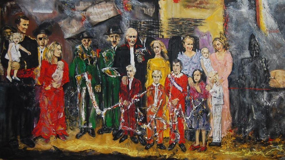 Las siete claves del otro retrato de la Familia Real española