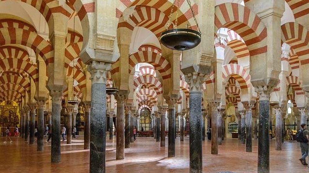 Foto: Un detalle de la Mezquita de Córdoba