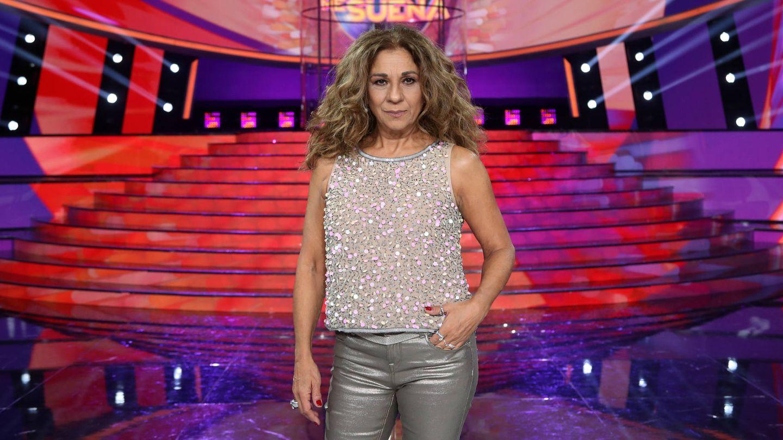 Lolita Flores, jurado de 'Tu cara me suena 8'. (Atresmedia)