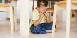 Foto: Cómo ayudar a los niños a expresar su enfado de forma adecuada