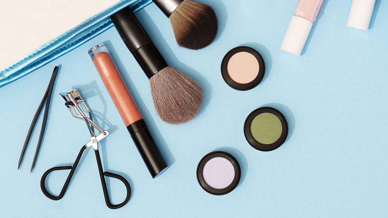 Foto: Productos de maquillaje. (iStock)