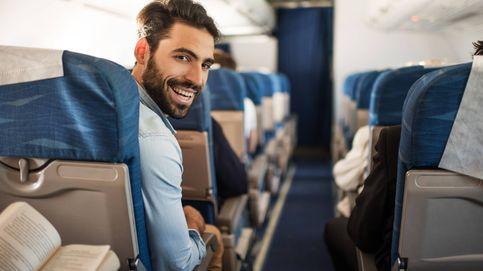 El truco para que el pasajero de delante no eche el asiento hacia atrás durante el viaje
