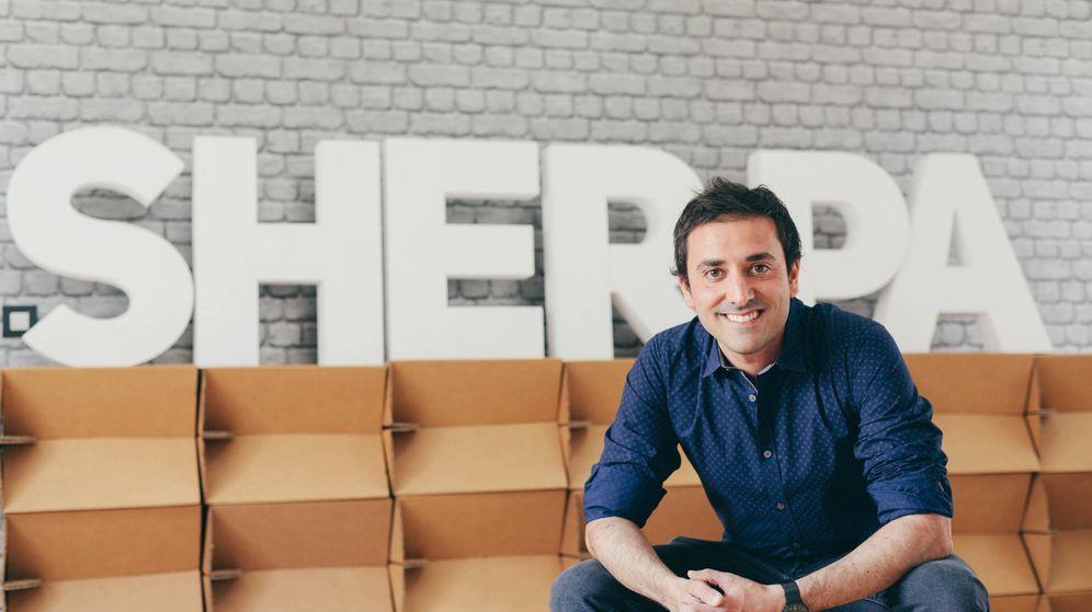 Foto: Xabier Uribe-Etxebarria, CEO y fundador de Sherpa
