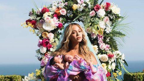 Beyoncé presenta a sus mellizos con un modelo 'made in Spain'