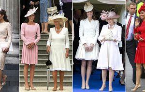 'Nude', los zapatos favoritosde Letizia y Kate Middleton