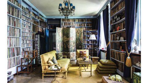 Una casa mágica. Los sueños decorativos de Piero Fornasetti