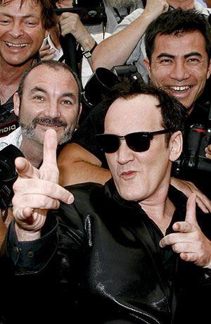 Quentin Tarantino enseñó en su 'Lección de Cine' pasiones y desconfianzas
