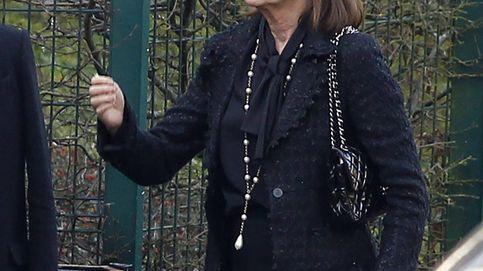 El dolor de Carolina de Mónaco al despedir a su amigo Karl Lagerfeld