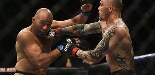 Post de UFC Las Vegas 15: la sumisión de Anthony Smith y el tremendo KO de Su Mudaerji