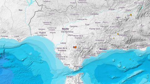 Registrado un ligero terremoto de magnitud 3.1 en la provincia de Cádiz