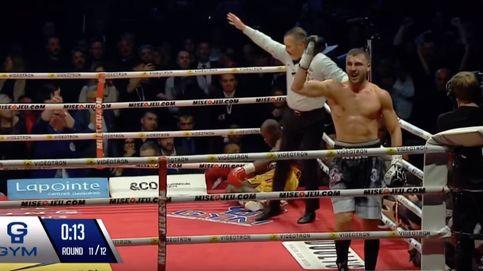 El KO que puso en estado crítico al excampeón de semipesados, Stevenson