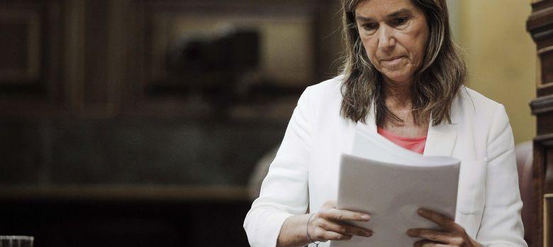 Foto: La ministra de sanidad, Ana Mato (Efe)