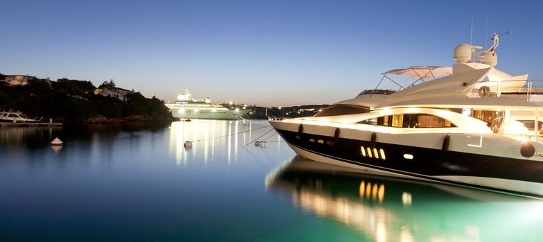 Foto: Los yates son el bien de lujo en el que más dinero gastan los multimillonarios. (Corbis)