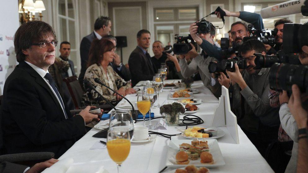Puigdemont propone pactar la fecha y pregunta de la consulta con el Gobierno