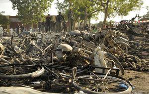 """Boko Haram, el """"monstruo"""" que usa a niñas para matar, amenaza ya a África Central"""
