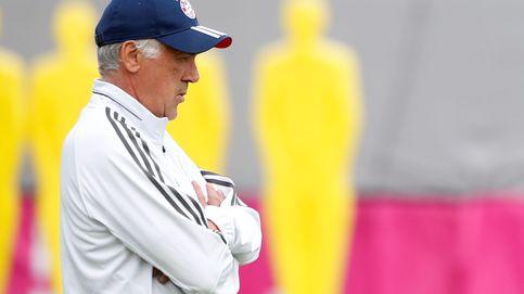 La dura vida de Ancelotti en el Bayern, el tormento que sufrió Guardiola