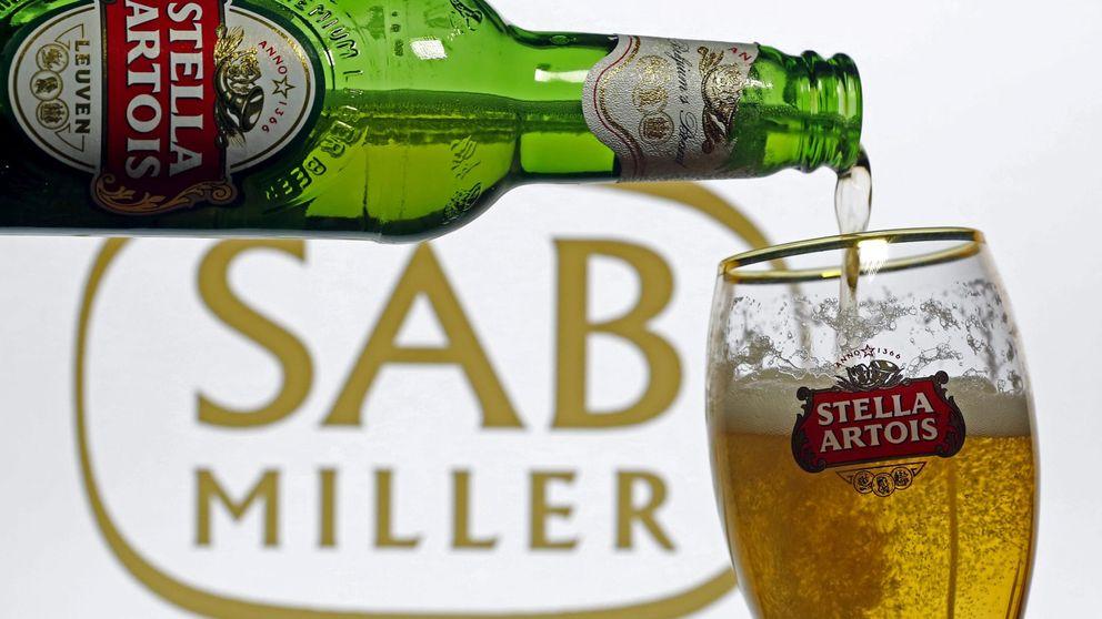 La caña: las cerveceras suben como la espuma tras la megacompra de SABMiller