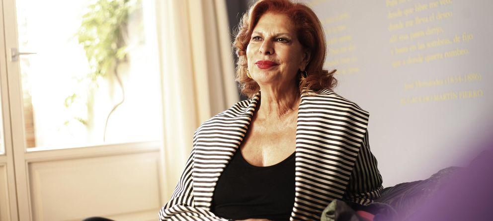 Foto: Carmen Alborch presenta 'Los placeres de la edad'