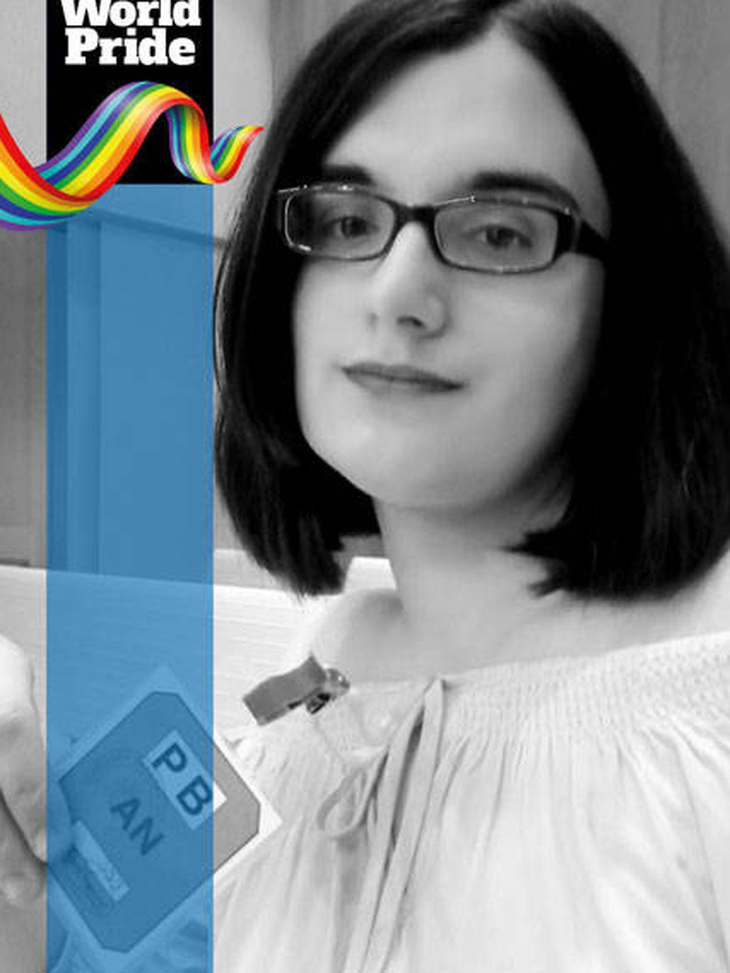 Orgullo LGTBI 2017: Cassandra.