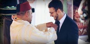 Post de El inquebrantable apoyo de Mohamed VI a un artista inculpado en Francia por violación