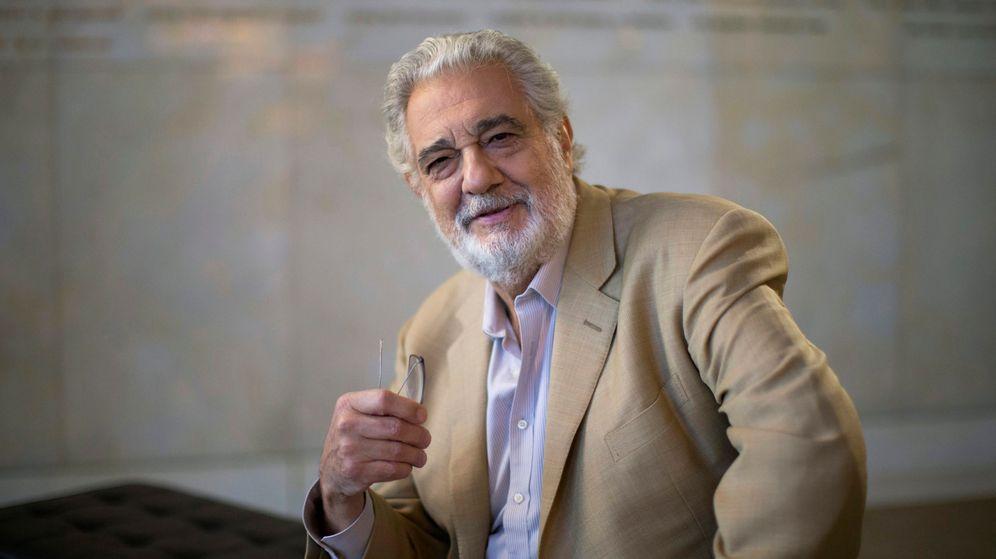 Foto: Plácido Domingo, en 2014. (Reuters)