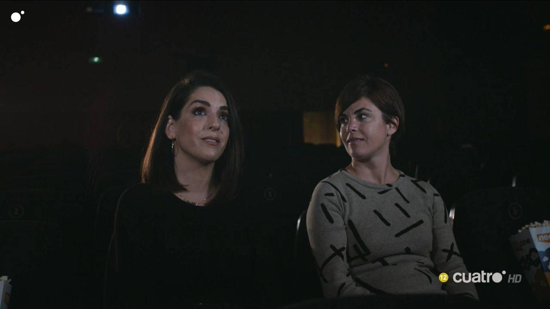 Ruth Lorenzo y Samanta Villar, en 'Samanta y la vida'. (Mediaset España)